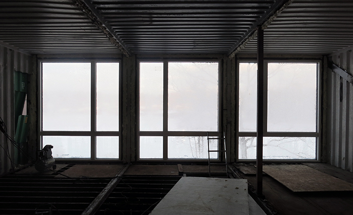 containervillan bygg 7
