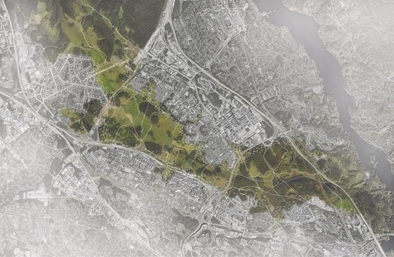 Järva storstadspark